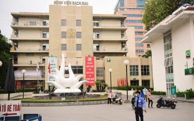 9.000 người phải giám sát vì từng đến Bệnh viện Bạch Mai