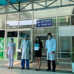 Thêm 4 bệnh nhân khỏi COVID-19 tại Việt Nam