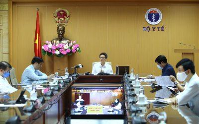 Ban Chỉ đạo đề xuất, duy nhất Hà Nội nhóm nguy cơ cao, 59 địa phương thuộc nhóm nguy cơ thấp
