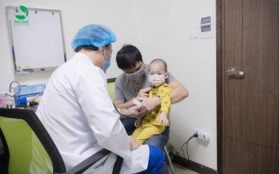 [Cảnh báo] Hơn 117 triệu trẻ em có nguy cơ bỏ lỡ tiêm phòng sởi do dịch COVID-19