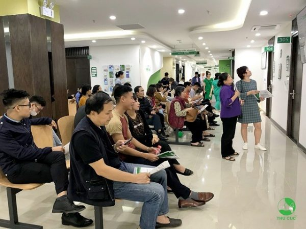 Ngày hội nhận được sự quan tâm từ đông đảo người dân
