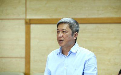 Thứ trưởng Bộ Y tế lý giải về bệnh nhân COVID-19 dương tính trở lại sau khi âm tính