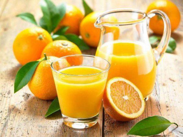 Không nên để nước cam quá 24h trong tủ lạnh để đảm bảo an toàn