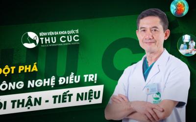 Ưu điểm của dịch vụ tán sỏi ngoài cơ thể tại Bệnh viện ĐKQT Thu Cúc
