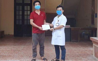 2 bệnh nhân COVID-19 ở Ninh Bình khỏi bệnh, nhiều lần xét nghiệm âm tính