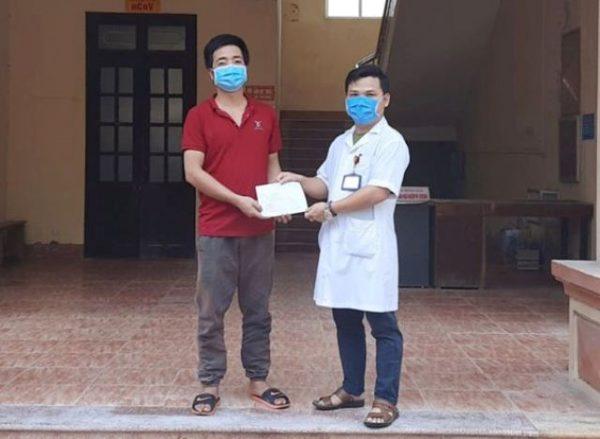 Bệnh nhân COVID-19 số 170 được công bố khỏi bệnh