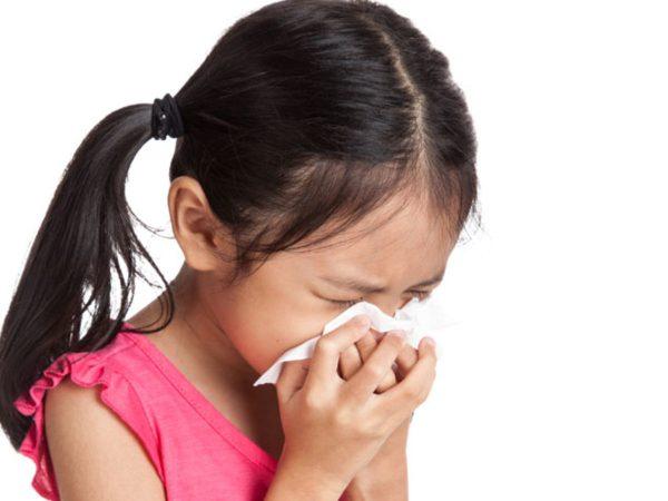 bệnh ở trẻ mùa nóng