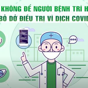 Đặt lịch bác sĩ Online cho người bệnh mùa dịch covid-19