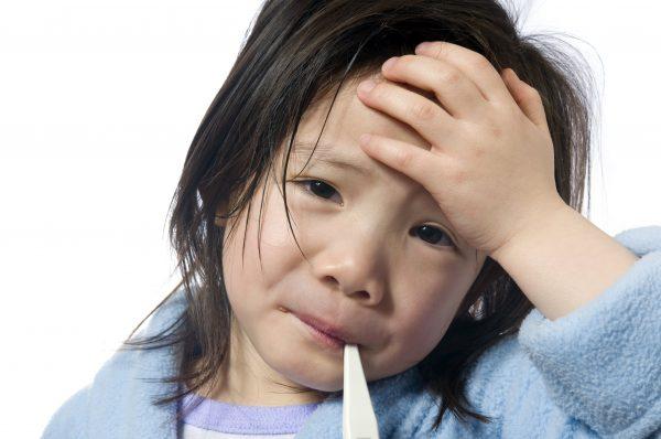 bệnh hô hấp thường gặp ở trẻ