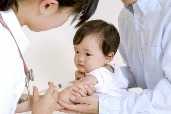 phòng bệnh viêm não ở trẻ em