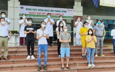 GS.TS Nguyễn Văn Kính: Bệnh nhân tái dương tính không phải người lành mang trùng, chỉ có xác virus