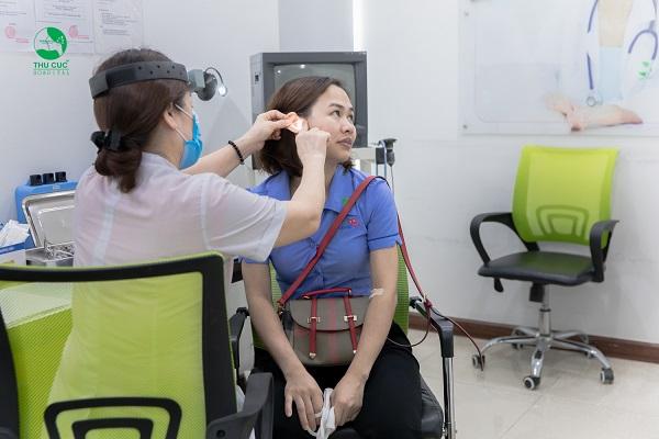 CBCNV Công ty Sài Gòn Co.op tại Bệnh viện Đa khoa Quốc tế Thu Cúc: