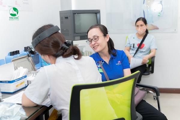 Bệnh viện ĐKQT Thu Cúc triển khai nhiều chính sách hỗ trợ đặc biệt: