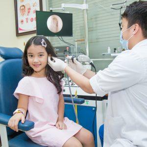 Gói khám – Trẻ em từ 6 đến dưới 18 tuổi – Khám sức khỏe tổng quát định kỳ