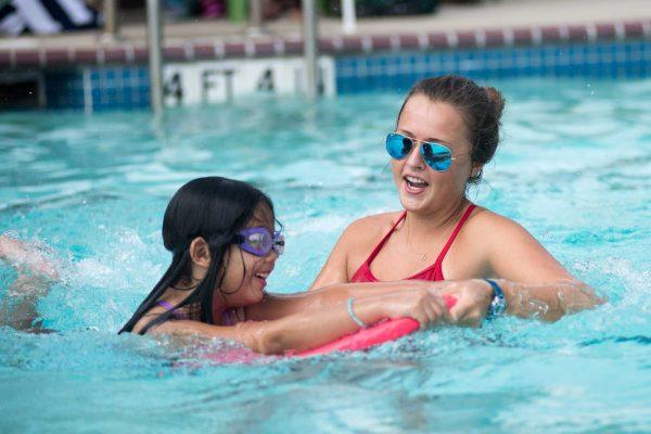 phòng ngừa các bệnh do bơi lội