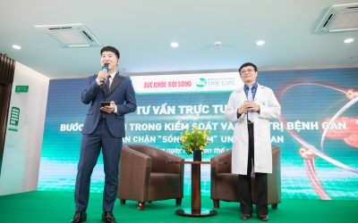 Hội thảo: Bước tiến mới trong kiểm soát và điều trị bệnh gan
