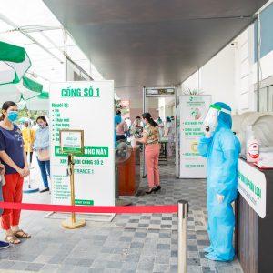 Bệnh viện Thu Cúc đẩy mạnh các biện pháp phòng và kiểm soát lây nhiễm COVID-19