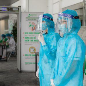 Bệnh viện Thu Cúc phòng chống dịch bệnh COVID-19