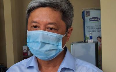 Thứ trưởng Bộ Y tế: Khoảng 10 ngày tới là đỉnh dịch COVID-19