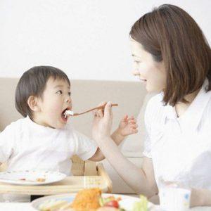 Cẩm nang dinh dưỡng cho trẻ trong mùa dịch