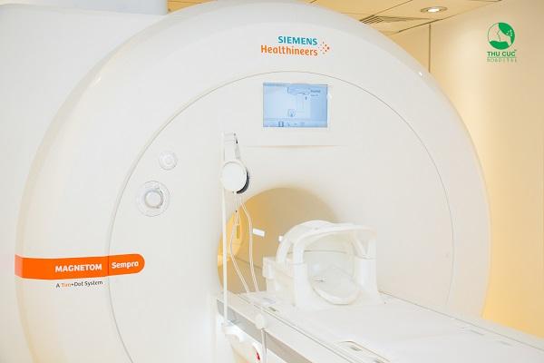 Chụp MRI não có ảnh hưởng gì không