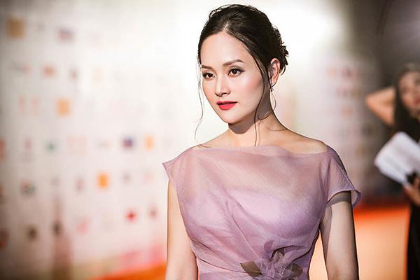 Diễn viên Lan Phương