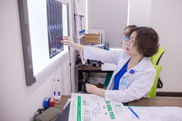 Chụp MRI hỗ trợ tối đa bác sĩ