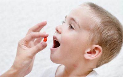 Sử dụng hợp lý vitamin D cho trẻ em