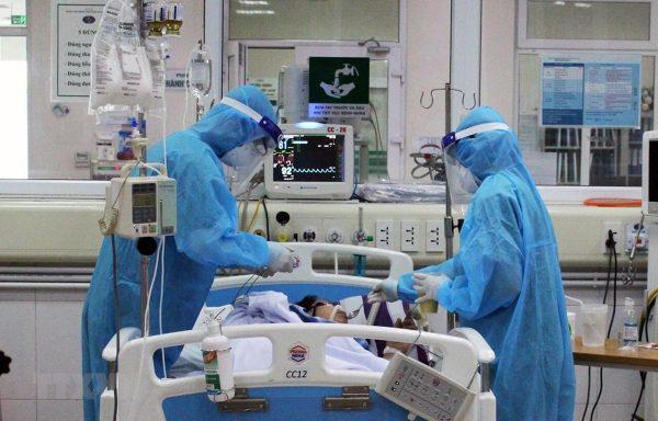 Bộ y tế phòng dịch covid