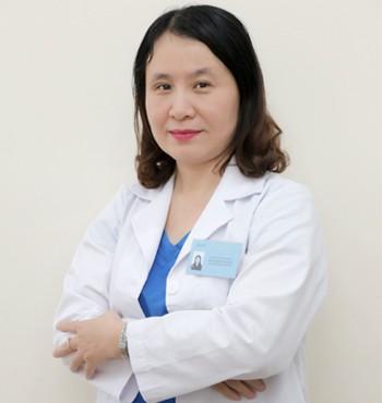 Bác sĩ kế hoạch tổng hợp Ngô Thị Thu Hương