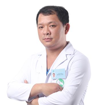 Bác sĩ Phạm Huy Cường