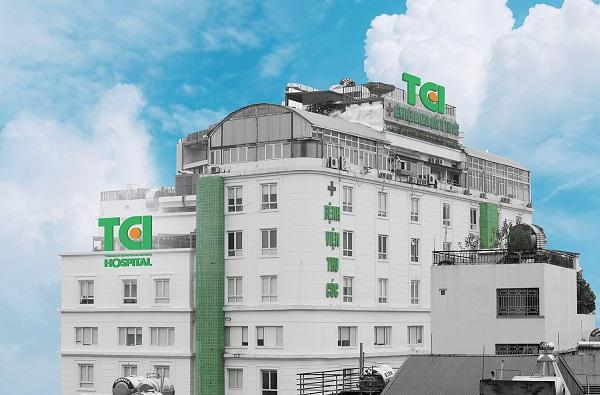Hình ảnh Cơ sở 1 - Hệ thống Y tế Thu Cúc với nhận diện thương hiệu mới