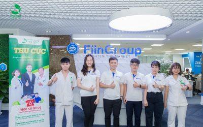 Đồng hành cùng Công ty cổ phần FiinGroup chăm sóc sức khỏe người lao động