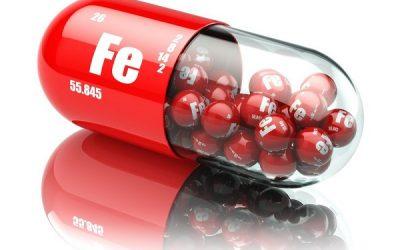 Thiếu máu do thiếu sắt ở phụ nữ có thai