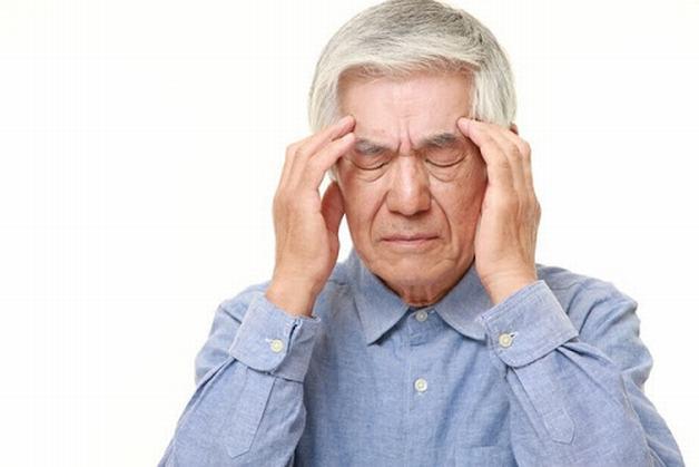 Những người lớn tuổi rất dễ bị thiếu máu não