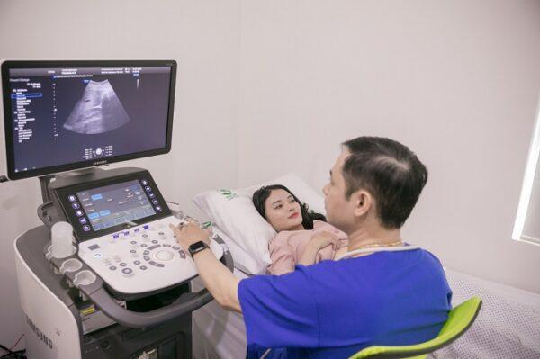 Siêu âm tử cung - phần phụ giúp quan sát buồng trứng, tử cung... và đánh giá về sức khỏe sinh sản của chị em phụ nữ.
