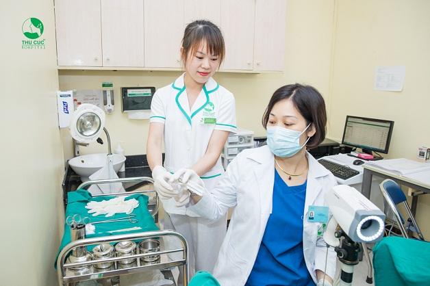 Khám phụ khoa sẽ giúp chị em tầm soát được bệnh phụ khoa