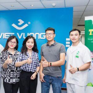 Trải nghiệm dịch vụ khám sức khỏe doanh nghiệp cùng Công ty Viễn thông Việt Vương