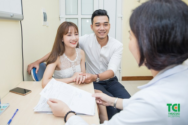 khám sức khỏe tiền hôn nhân - bước đệm của hạnh phúc lứa đôi
