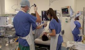 Hình ảnh nội soi phế quản trên lâm sàng