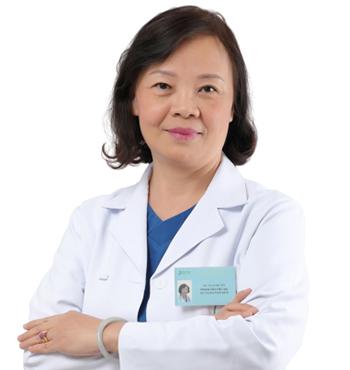 Bác sĩ nội tiết Phạm Thị Thu Hà bệnh viện Thu Cúc