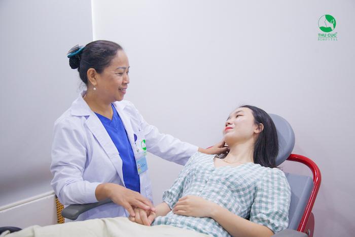 Khám phụ khoa là quá trình có 7 bước, đầy đủ từ thăm khám, siêu âm, xét nghiệm.