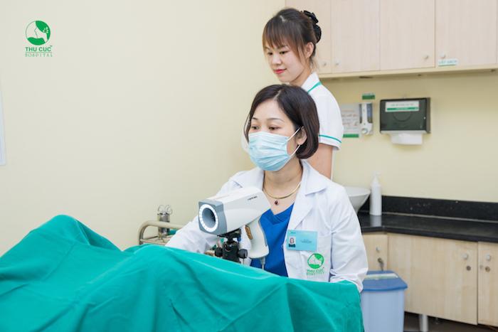 Khám phụ khoa giúp kiểm tra và phát hiện sớm những bệnh phụ khoa.