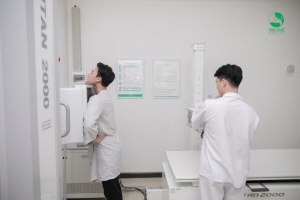 Chẩn đoán hình ảnh bằng X-quang trong khám sức khỏe