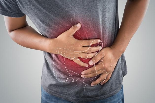 Đau đại tràng rất phổ biến