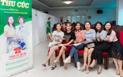 Bảo hiểm xã hội tỉnh Yên Bái tin tưởng lựa chọn Bệnh viện ĐKQT Thu Cúc tổ chức khám sức khỏe cho nhân viên – viên chức