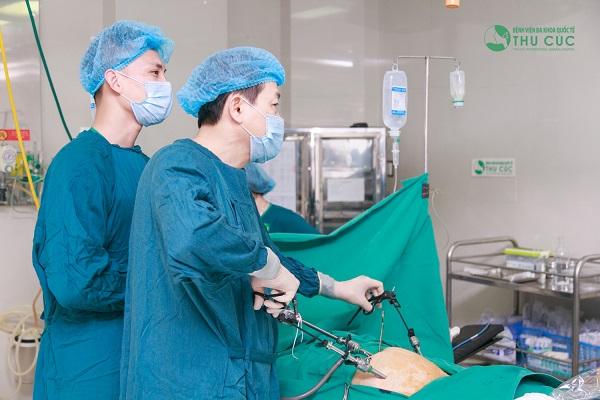Mổ nội soi cắt túi mật là phương pháp điều trị sỏi mật tối ưu
