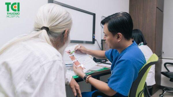 kiểm tra sức khỏe định kỳ