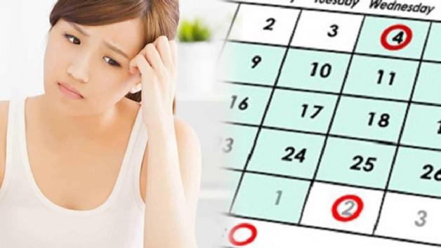 Chậm kinh là dấu hiệu mang thai thường gặp ở chị em phụ nữ