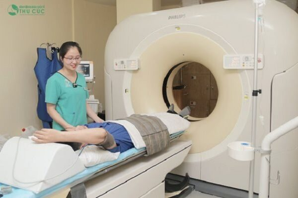chụp ct hệ tiết niệu có tiêm thuốc cản quang